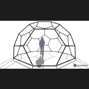 5m Diamond Dome